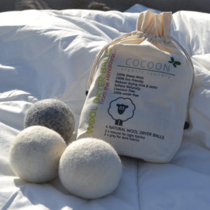 Picture of Cocoon Organic Laundry Wool Balls Drying Balls