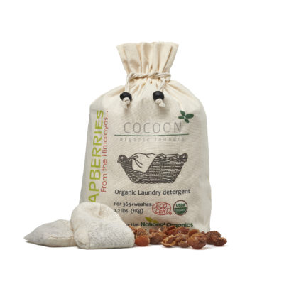 Picture of Cocoon Soapberries 1 kg. - Washing nuts