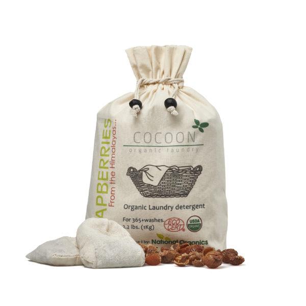 Billede af Cocoon Sæbebær 1 kg. - Vaskenødder