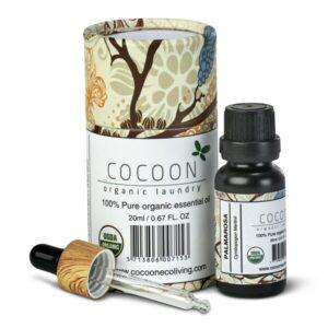Palmarosa olie økologisk